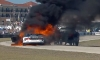 SRT Viper Race Car Burns to a Crisp at Sebring