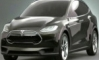 2014 Tesla Model X Unveiled