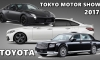 Toyota at Tokyo Motor Show 2017 - GR HV, Crown, Century