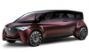 Tokyo 2017: Toyota Fine-Comfort Ride Fuel Cell Concept