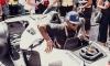 R&B Star Usher Starts Gumball 3000 in a BAC Mono