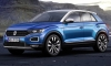 2018 VW T-Roc Crossover - Price and Specs
