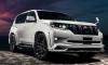 Wald Toyota Land Cruiser Prado Has Side Mufflers!