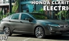 2017 Honda Clarity Electric - Pricing and Specs