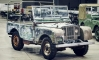 1948 Land Rover Launch Model Headed for Restoration