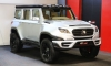 ARES X-Raid Is a Coachbuilt Mercedes G63 AMG