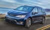2017 Chrysler Pacifica Hybrid Rated at 84 MPGe