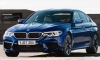 2018 BMW M5 Priced from £89,645 in the UK