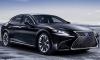 Official: 2018 Lexus LS 500h