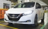 2018 Nissan LEAF Production Begins in Tennessee