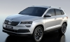Official: 2018 Skoda Karoq