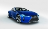 2018 Lexus LC Inspiration Series (& Black Panther)