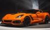 2019 Corvette ZR1 Comes with 755 hp, Lotta Attitude!