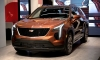 2019 Cadillac XT4 Compact SUV Unveiled in New York