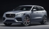2019 Jaguar F-Pace SVR Unveiled with 550 Horsepower