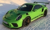 2019 Porsche 911 GT3 RS Goes Official with 520 hp