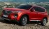 2019 Hyundai Santa Fe SUV Priced from £33,425 in the UK