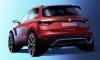 2019 VW T-Cross Teased, Slots Beneath T-Roc