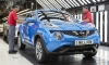 One Millionth Nissan Juke Rolls Off the Line at Sunderland Plant