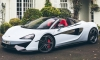 Muriwai White Is the Latest McLaren MSO Color