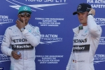 Hamilton Vs Rosberg: Friend Or Foe?