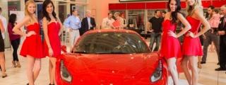 Gallery: 488 GTB Launch Party at Ferrari Newport Beach