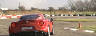 Alfa Romeo 4C vs Porsche Cayman - by Chris Harris