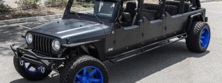 Ever Seen a 6-Door Jeep Wrangler Off-Roader?