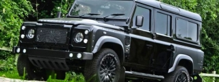 7-Seat Kahn Land Rover Defender Is the Coolest Family Bus Ever!