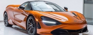 Up Close with McLaren 720S