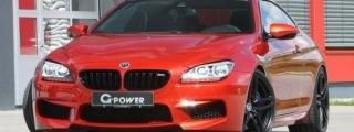 740-hp G-Power BMW M6 Tops 324 km/h