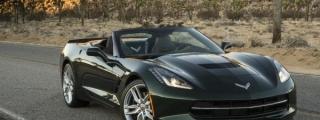 8-Speed Corvette Stingray Performance Figures Announced