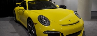 Porsche 991 GT3 Named 2014 World Performance Car