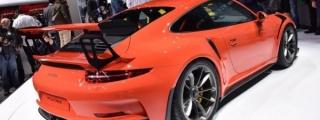 Spotlight: Porsche 991 GT3 RS