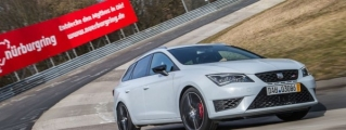 SEAT Leon ST Cupra Named Nürburgring's Fastest Estate