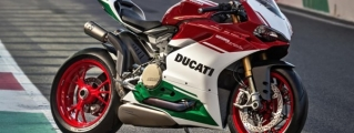 Official: Ducati 1299 Panigale R Final Edition
