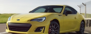 Official: 2017 Subaru BRZ Series Yellow