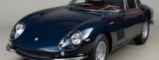 1965 Ferrari 275 GTB Restored by Canepa