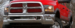 2014 Ram Power Wagon Gets HEMI V8 & Off-Road Features