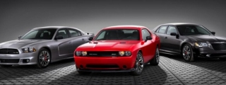 SRT Unveils 2014 Satin Vapor Editions at Chicago