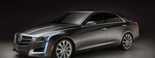 2014 Cadillac CTS: A Quadruple Crown Winner in the Midsize Luxury Class