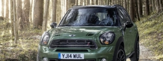 2015 MINI Countryman Facelift Revealed