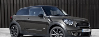 2015 MINI Paceman Officially Unveiled