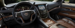 2015 Cadillac Escalade Handcrafted Cabin Detailed