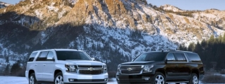 2015 Chevrolet Tahoe and Suburban MSRP Announced