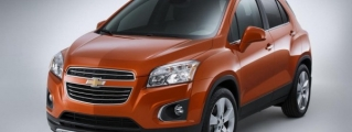 2015 Chevrolet Trax Unveiled in New York