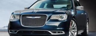 Revised Chrysler 300 Unveiled in L.A.