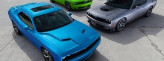 2015 Dodge Challenger Debuts in New York