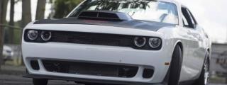 Mopar Unveils 2015 Dodge Challenger Drag Pak