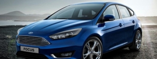 2015 Ford Focus Starts from £13,995 in the UK
